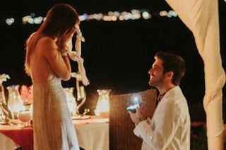 """Pasquale Di Nuzzo chiede a Giovanna Reynaud di sposarlo: """"Sta iniziando una favola meravigliosa"""""""