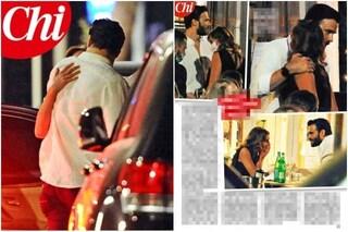 Maria Elena Boschi e Giulio Berruti, finalmente il bacio: a cena con i due c'è il padre dell'attore