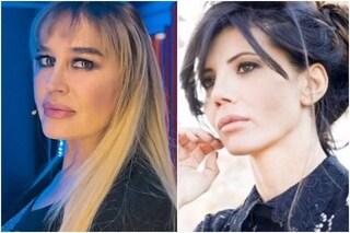 """Lory Del Santo su Giovanna Rei: """"Accuse a Weinstein inventate"""". Lei: """"I lutti l'hanno indurita"""""""