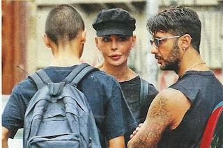 """Fabrizio Corona e Nina Moric di nuovo insieme? Il figlio Carlos: """"Papà dovrebbe risposare mamma"""""""