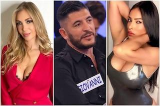 """Giovanni di Uomini e Donne: """"Marconi e Cremaschi mie ex"""", poi svela la rissa con Armando Incarnato"""