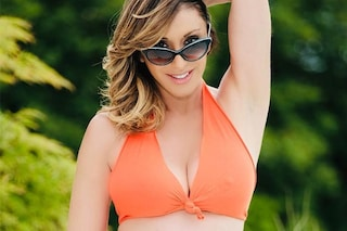 "Sabrina Salerno è pronta per l'estate 2020: ""Manca solo l'abbronzatura"""
