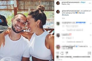 Il Napoli vince la coppa Italia: reazioni e messaggi d'amore di mogli e fidanzate dei calciatori