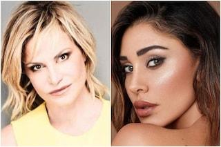 """Simona Ventura consola Belen Rodriguez: """"Il destino ti darà l'amore che meriti"""""""