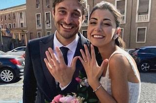 Lino Guanciale ha sposato Antonella Liuzzi, nozze a sorpresa con la docente della Bocconi