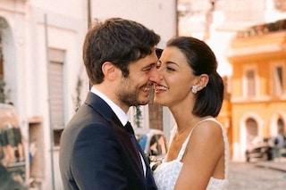 Lino Guanciale e la foto delle nozze con Antonella Liuzzi, la ferocia degli hater non lo ha fermato