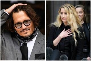 Finito il processo di Johnny Depp e Amber Heard, ancora qualche settimana per la sentenza