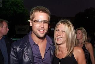 Vent'anni fa si sposavano Jennifer Aniston e Brad Pitt, ora divisi ma tutti li vorrebbero insieme