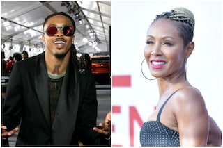 Jada Pinkett ha tradito Will Smith con il rapper August Alsina, lui ne parla in una canzone