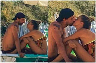 Raimondo Todaro beccato al mare con la nuova fiamma, la 23enne Paola Leonetti