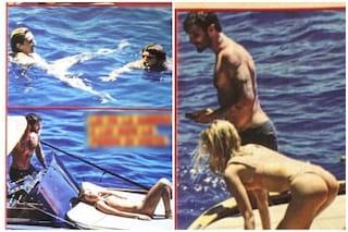 """Stefano De Martino in barca con una bionda, ma è solo un'amica: """"Si chiama Emma, è fidanzata"""""""