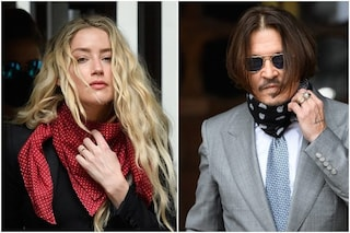 """Amber Heard: """"Abusata fisicamente da Johnny Depp: mi tirava i capelli, soffocava e lanciava vetri"""""""