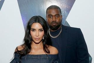 """Kanye West e Kim Kardashian: """"L'ipotesi divorzio è concreta, ci stanno pensando da tempo"""""""