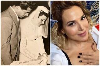 """Barbara d'Urso ricorda i genitori nell'anniversario delle loro nozze: """"L'amore puro, mi mancate"""""""