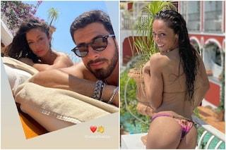 Raffaella Fico esce allo scoperto con Giulio Fratini, le prime foto social con il nuovo fidanzato