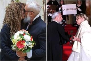 Rocco Fredella sposerà Doriana, la promessa di matrimonio nel castello dove portò Gemma Galgani