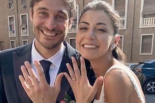 Chi è Antonella Liuzzi, la moglie di Lino Guanciale è una docente e gestisce strutture alberghiere