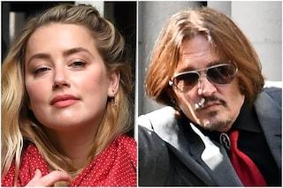 """Amber Heard: """"Ho picchiato Johnny Depp ma per difendere mia sorella, voleva spingerla dalle scale"""""""
