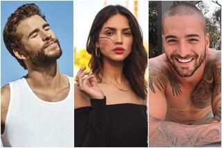 Eiza Gonzalez bollente in piscina con Timothée Chalamet, tra i suoi ex Maluma e Liam Hemsworth