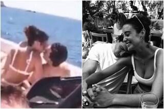Tra Jaime Lorente e Maria Pedraza l'amore continua: baci e coccole a Formentera