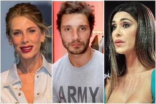 """""""Belén ha letto i messaggi di Alessia Marcuzzi per Stefano De Martino"""", ma la Rodriguez smentisce"""