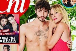 """""""A proposito di niente"""", così Alessia Marcuzzi smentisce il flirt con Stefano De Martino"""