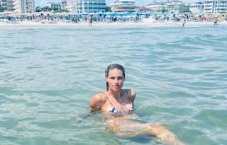 """Michelle Hunziker sceglie l'Italia per le vacanze estive: """"Voglio stare qui, adesso più che mai"""""""