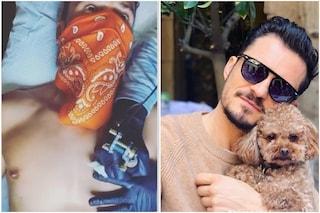 """Orlando Bloom si tutua il nome del cagnolino morto, Katy Perry: """"Ci mancherà il nostro cucciolo"""""""