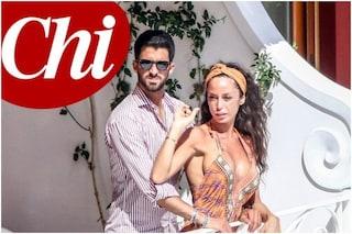 Raffaella Fico ritrova l'amore con Giulio Fratini, la nuova fiamma è un ricco imprenditore