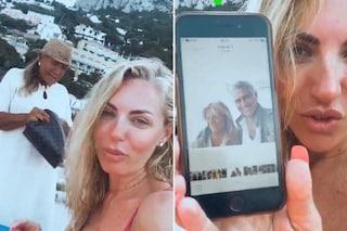 """Veronica Ursida e Giovanni a Capri, donna irrompe nella diretta e svela: """"Sto con Juan Luis Ciano"""""""