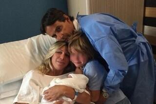 Simone Inzaghi diventa padre per la terza volta: è nato Andrea, il figlio avuto da Gaia Lucariello