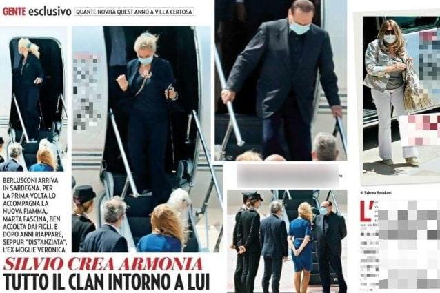 Francesca Pascale e Paola Turci, rivelazioni Luxuria: le foto e Berlusconi