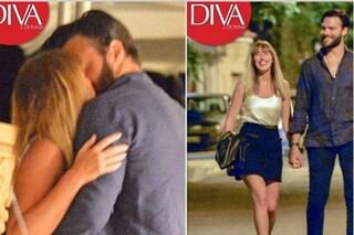 Giulio Berruti e Maria Elena Boschi innamorati, si baciano con passione in Toscana