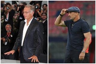"""Mihajlovic positivo al Covid, Paolo Bonolis e il figlio Davide hanno avuto contatti: """"Stiamo bene"""""""
