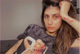 """Mia Khalifa chiede aiuto per Beirut: """"Il mio cuore è in frantumi, continuate a donare per il Libano"""""""