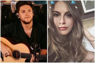 Niall Horan, ex degli One Direction, beccato con la sua nuova fidanzata Amelia Woolley