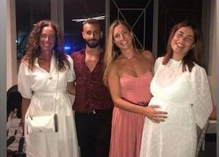 Paola Frizziero è incinta del piccolo Gennaro Maria, ecco la prima foto col pancione