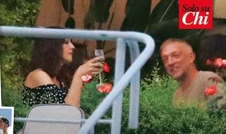 Monica Bellucci e Vincent Cassel insieme a Bellagio per la figlia Deva