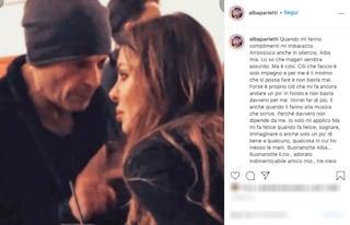 """Alba Parietti ricorda Ezio Bosso a tre mesi dalla scomparsa: """"Manchi indimenticabile amico mio"""""""