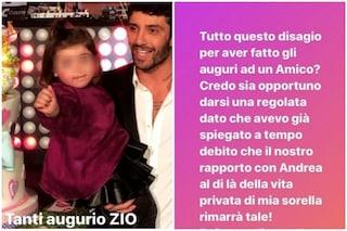 """Veronica De Lellis fa gli auguri ad Andrea Iannone, i fan insorgono e lei: """"Sarà sempre un amico"""""""