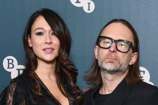 Radiohead, Thom Yorke si sposa: cerimonia in Italia