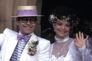 """""""L'ex moglie di Elton John, Renate Blauel, tentò il suicidio durante il loro viaggio di nozze"""""""