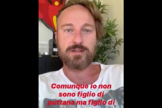 Offese a Francesco Facchinetti, e lui risponde