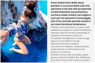 """Giulia Calcaterra dopo le polemiche per il salto da 13 metri: """"Sono una sportiva, sapevo cosa facevo"""""""
