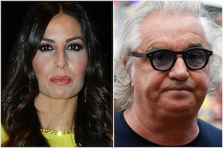 """Elisabetta Gregoraci: """"Ho consigliato Flavio Briatore ma ognuno fa di testa sua. Nathan è negativo"""""""