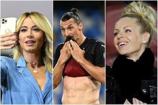"""Gossip Ibrahimovic e Leotta: """"In Sardegna si è presentato da single"""" e invece era con la moglie"""