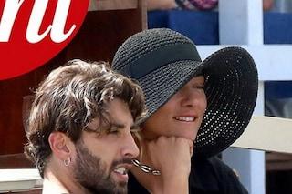 Andrea Iannone con Soleil Sorge, gli ex di Belen e Jeremias Rodriguez beccati insieme