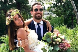 """Jack Bonaventura lascia il Milan e sposa Federica Ziliani: """"L'amore sorriderà sempre"""""""