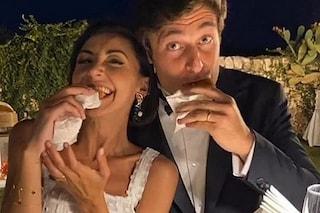 Lino Guanciale e Antonella Liuzzi, le festa di nozze arriva a un mese da sì