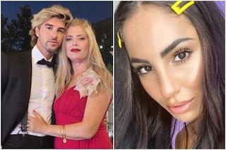 """La mamma di Andrea Damante non c'entra con la rottura: """"Tra me e Giulia De Lellis va tutto bene"""""""